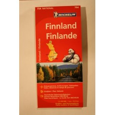 Finsko 1:1 250 000