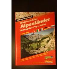 Alpy motoatlas 1 : 300 000