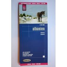 Albánie 1 : 220 000