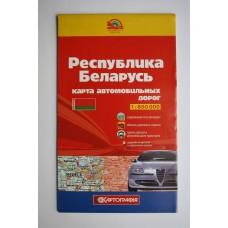 Bělorusko 1 : 850 000