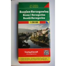 Bosna a Hercegovina 1 : 200 000
