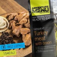 100% Maso Krůtí maso na cibulce